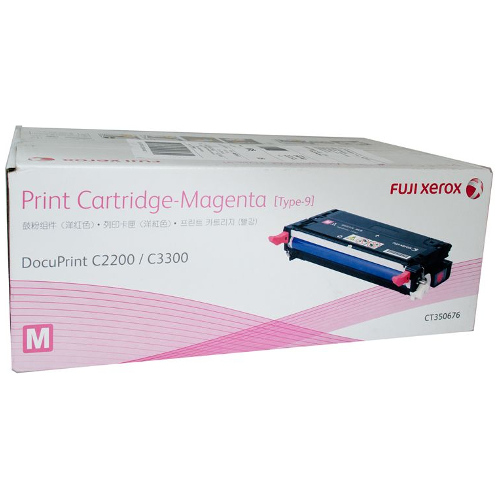 Fuji Xerox CT350676 Magenta High Yield (Genuine) title=