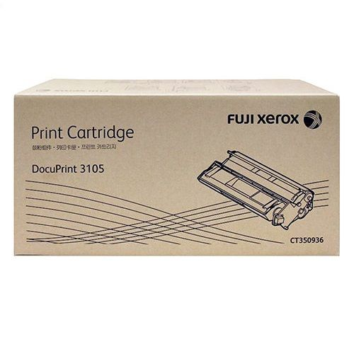 Fuji Xerox CT350936 Black (Genuine) title=