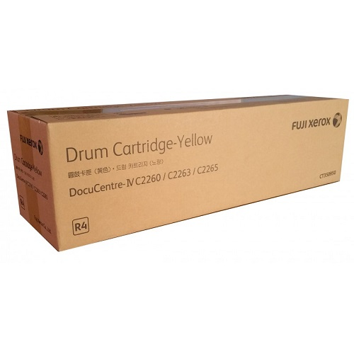 Fuji Xerox CT350950 Yellow Drum Unit title=