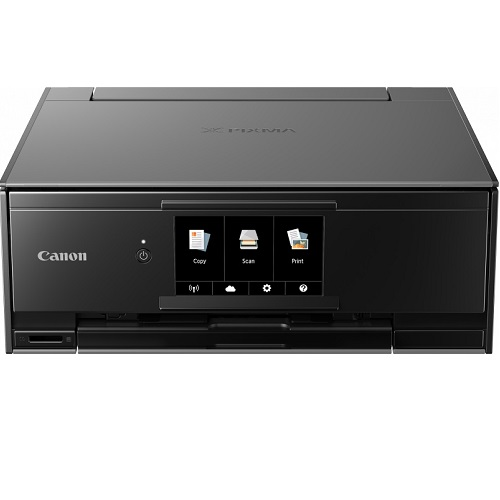 Canon PIXMA TS9160 Grey Multifunction Colour InkJet Wireless Printer title=