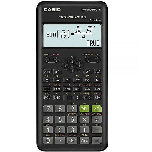 Casio FX-82AU Plus II Calculator