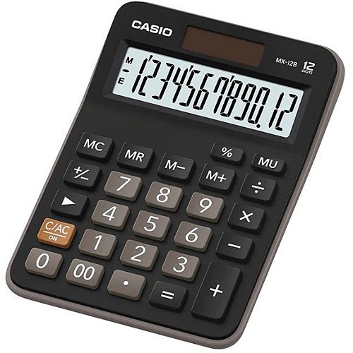 Casio MX-12B Calculator