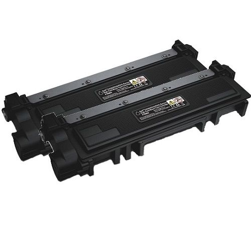 Compatible 2-Pack D310X Bundle Toner Cartridges