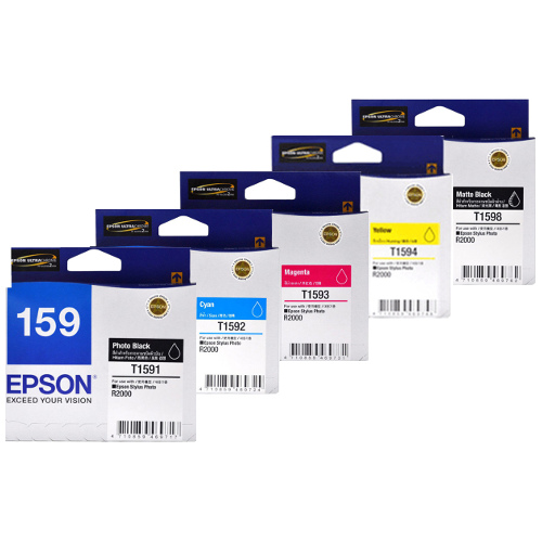 Epson 159 10 Pack Bundle (Genuine) title=