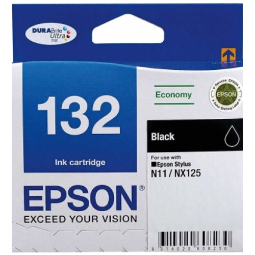 Epson 132 Black (C13T132192) (Genuine) title=