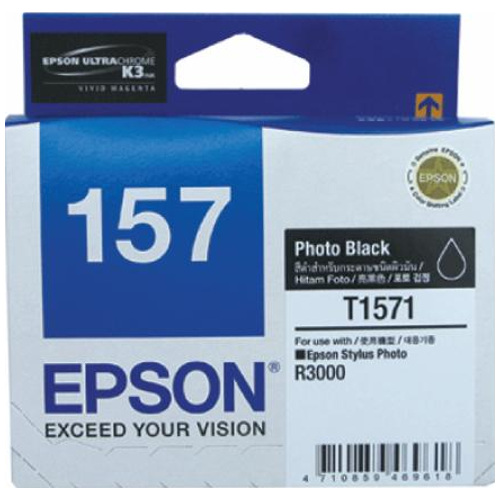 Epson 157 Photo Black (C13T157190) (Genuine)