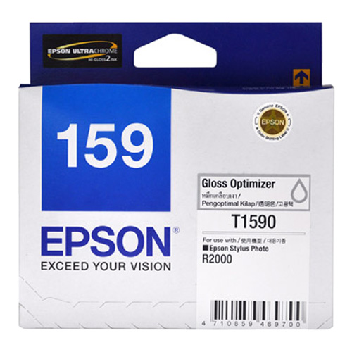 Epson 159 Gloss Optimiser (C13T159090) (Genuine) title=