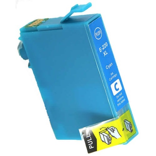 Compatible 220XL Cyan High Yield (C13T294292) title=