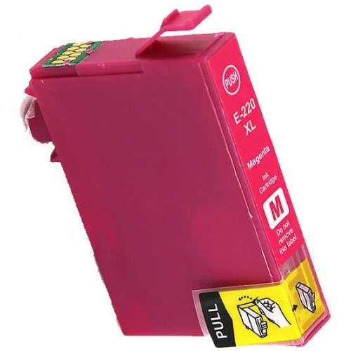 Compatible 220XL Magenta High Yield (C13T294392) title=