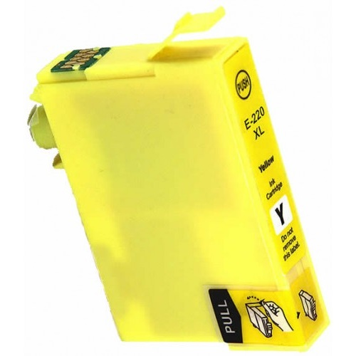 Compatible 220XL Yellow High Yield (C13T294492) title=