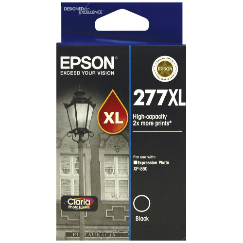 Epson 277XL Black High Yield (C13T278192) (Genuine) title=