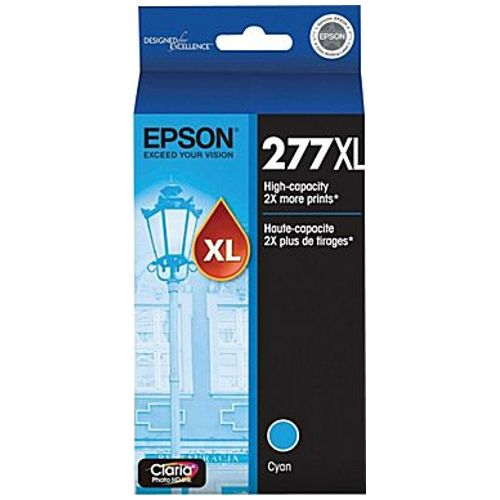 Epson 277XL Cyan High Yield (C13T278292) (Genuine) title=