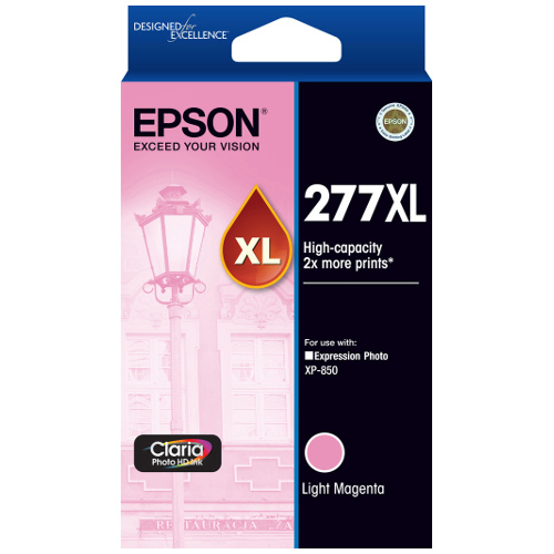 Epson 277XL Light Magenta High Yield (C13T278692) (Genuine) title=