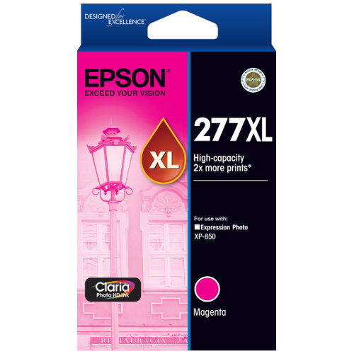 Epson 277XL Magenta High Yield (C13T278392) (Genuine) title=