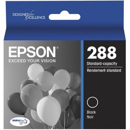 Epson 288 Black Ink Cartridge (Genuine) title=