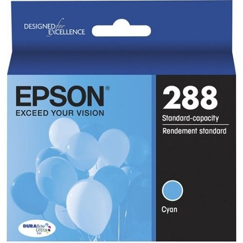 Epson 288 Cyan Ink Cartridge (Genuine)
