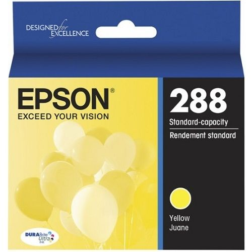 Epson 288 Yellow Ink Cartridge (Genuine) title=