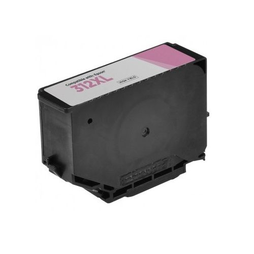 Compatible 312XL Light Magenta High Yield (C12T183692) title=