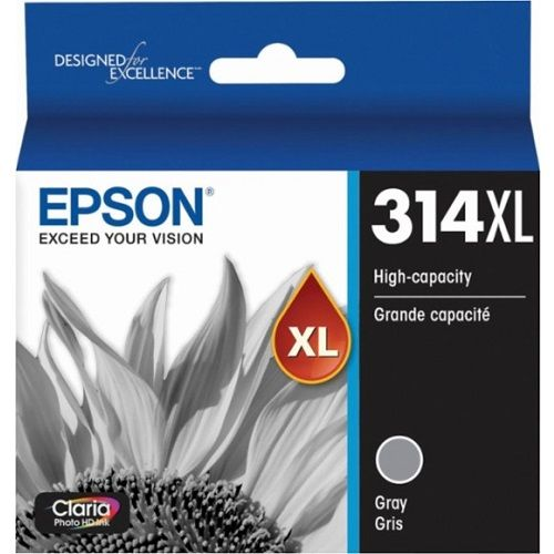 Epson 314XL Gray High Yield (Genuine) title=