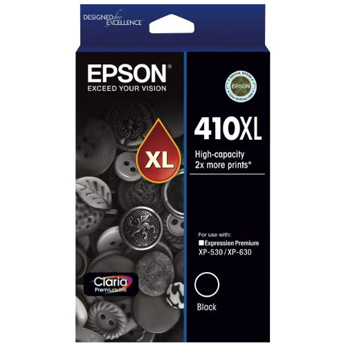 Epson 410XL Black High Yield (Genuine) title=