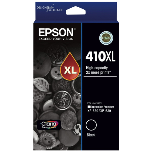 Epson 410XL Photo Black High Yield (Genuine) title=