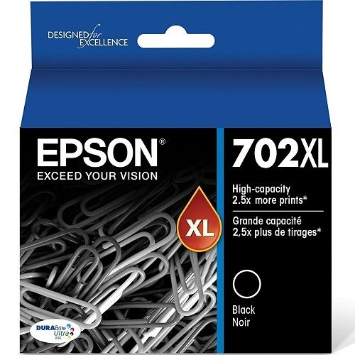 Epson 702XL Black High Yield (Genuine) title=