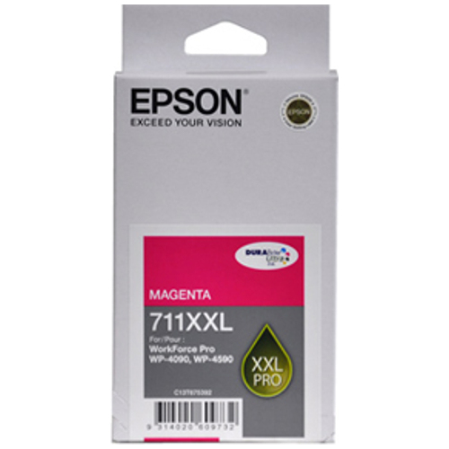 Epson 711XXL Magenta Extra High Yield (C13T675392) (Genuine) title=