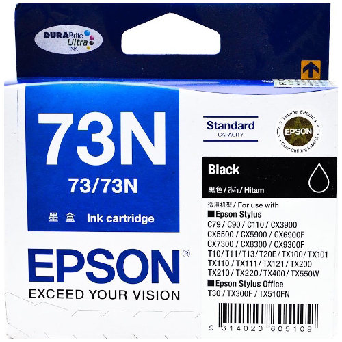 Epson 73N Black (T1051) (Genuine) title=