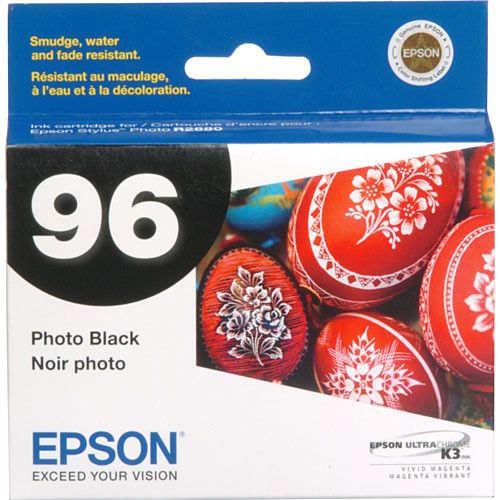 Epson 96 Photo Black (T0961) (Genuine) title=
