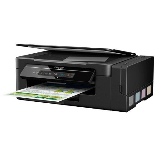 Epson EcoTank ET-2610 Multifunction Colour InkJet Wireless Printer title=