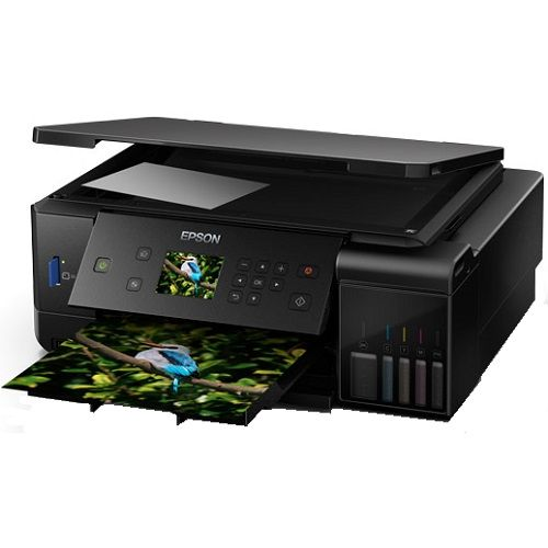 DISCONTINUED - Epson EcoTank Expression Premium ET-7700 Multifunction Colour InkJet Wireless Printer + Duplex title=