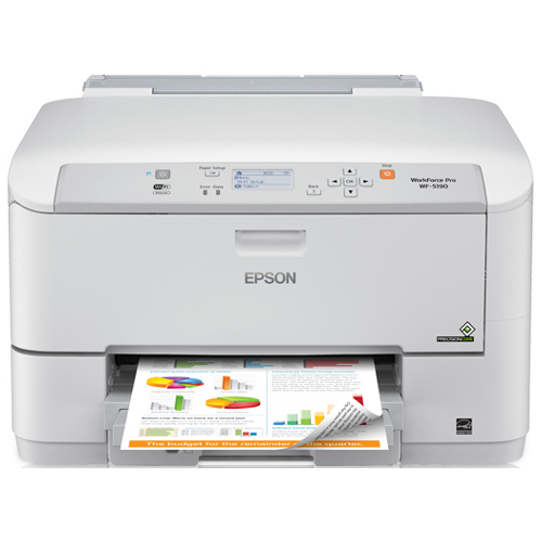 Epson Workforce Pro WF-5190 Colour InkJet Wireless Printer + Duplex title=