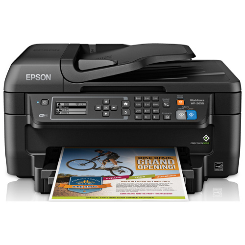 Epson Workforce WF-2650 Printer title=