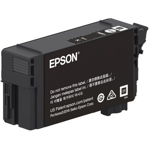 Epson T41M UltraChrome XD2 Black High Yield (C13T41M500) (Genuine) title=
