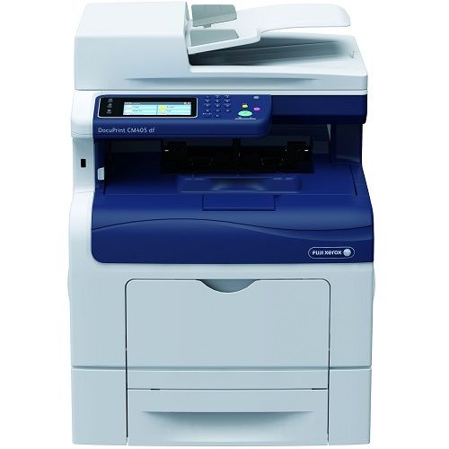 Fuji Xerox DocuPrint CM405DF Multifunction Colour Laser Printer + Duplex title=