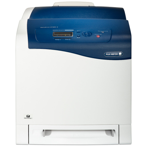 DISCONTINUED - Fuji Xerox DocuPrint CP305D Printer title=