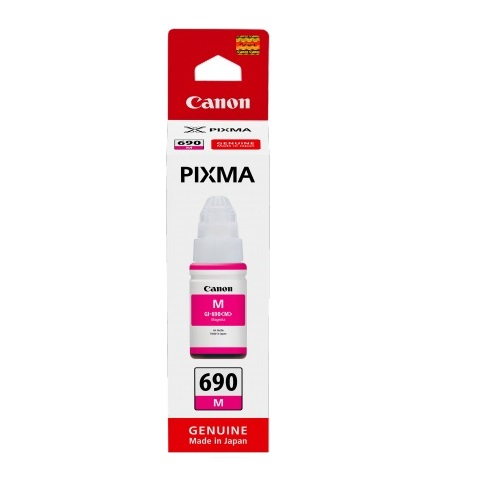 Canon GI-690M Magenta High Yield (Genuine) title=