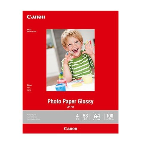 Canon GP-701A4 A4 Specialty Paper title=