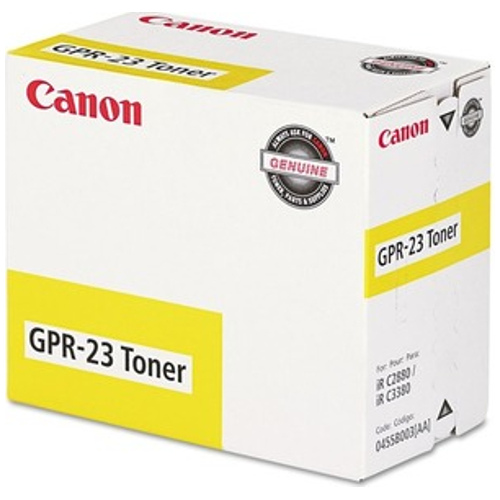 Canon GPR-23 Yellow (TG-35Y) (Genuine) title=