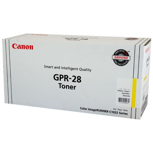 Canon GPR-28 Yellow (TG-41Y) (Genuine) title=