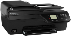 DISCONTINUED - HP OfficeJet 4610 Multi Function Colour InkJet Printer title=