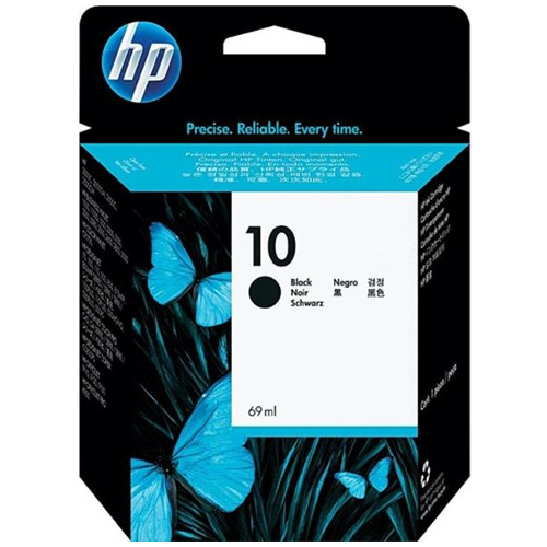 HP 10 Black (C4844AA) (Genuine) title=