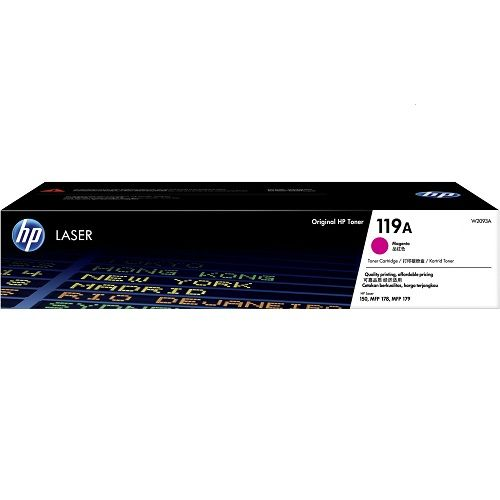 HP 119A Magenta (W2093A) (Genuine)