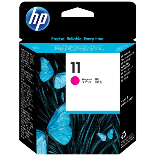 HP 11 Magenta (C4837AA) (Genuine) title=