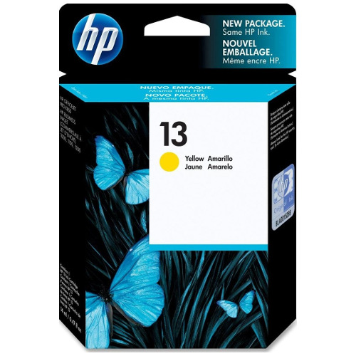 DISCONTINUED - HP 13 Yellow (C4817A) (Genuine) title=