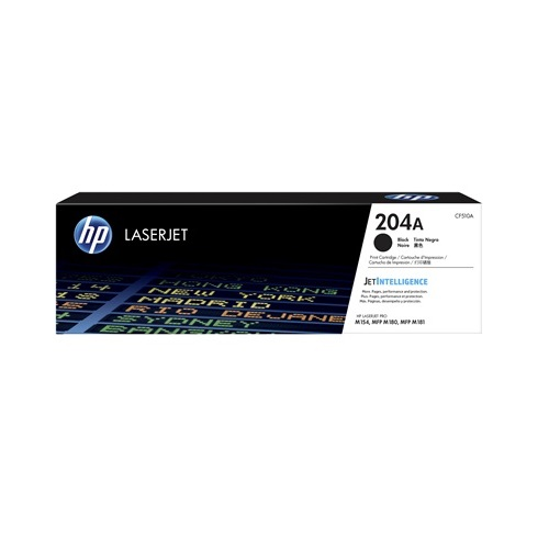 HP 204A Black (CF510A) (Genuine) title=