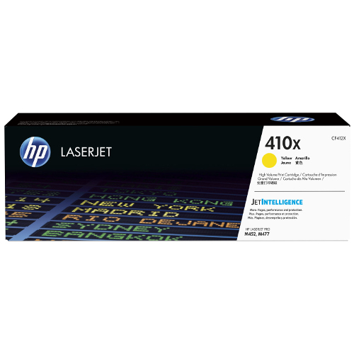 HP 410X Yellow High Yield (CF412X) (Genuine) title=