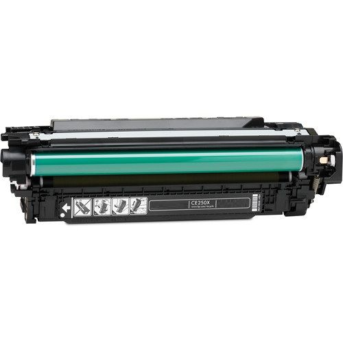 Remanufactured 504X Black High Yield (CE250X) title=