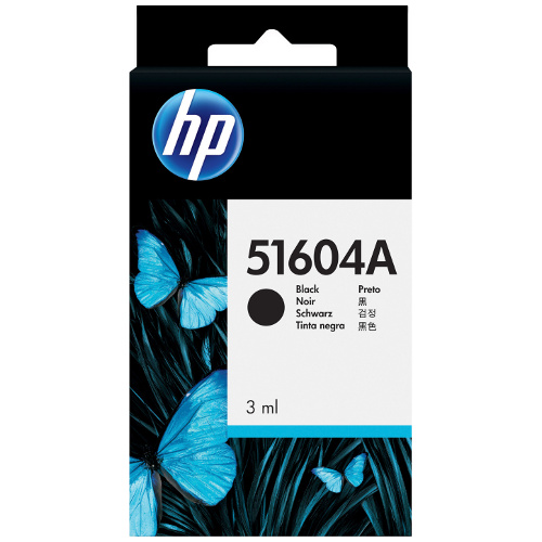 HP 51604A Black (Genuine) title=