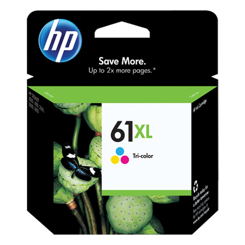 HP 61XL Tri-Colour High Yield (CH564WA) (Genuine) title=